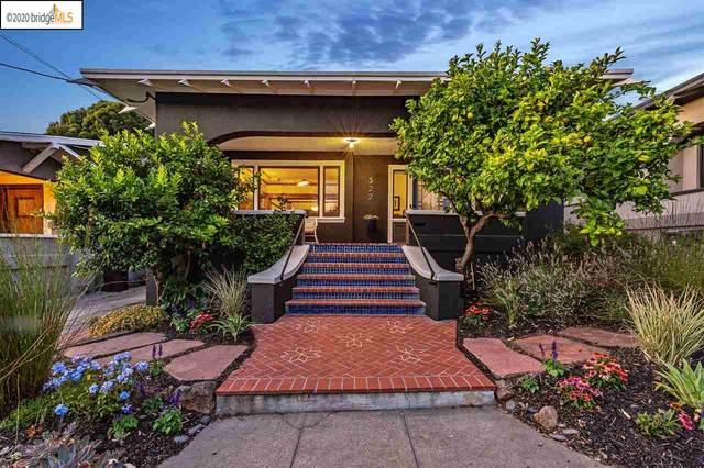 322 Clifton St, Oakland, CA 94618 (#EB40915356) :: Alex Brant Properties