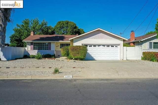 4021 Roland Dr, Concord, CA 94521 (#EB40915360) :: Alex Brant Properties