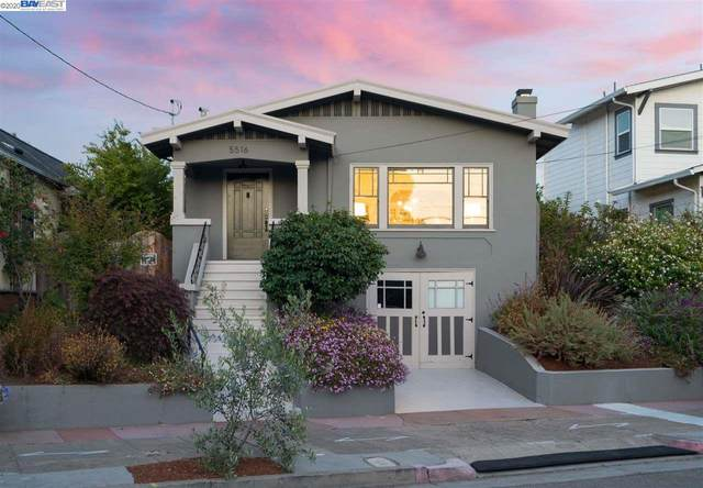 5516 Vicente Way, Oakland, CA 94609 (#BE40915368) :: Alex Brant Properties