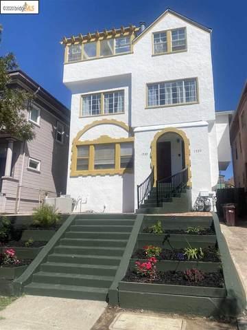 1532 Filbert St, Oakland, CA 94607 (#EB40915427) :: Robert Balina | Synergize Realty