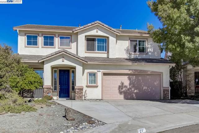21 Brooktrail Ct, Pittsburg, CA 94565 (#BE40914811) :: Strock Real Estate