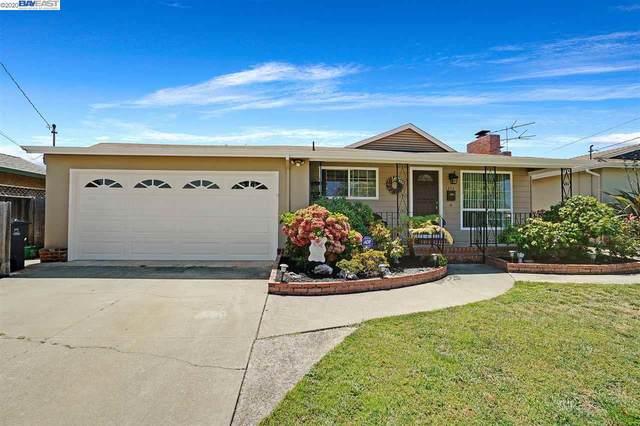 1252 Gomer St, Hayward, CA 94544 (#BE40915473) :: Strock Real Estate