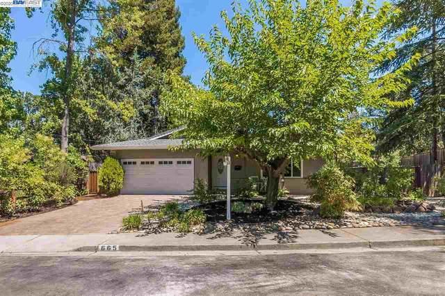 665 Sherree Dr, Martinez, CA 94553 (#BE40914988) :: Intero Real Estate