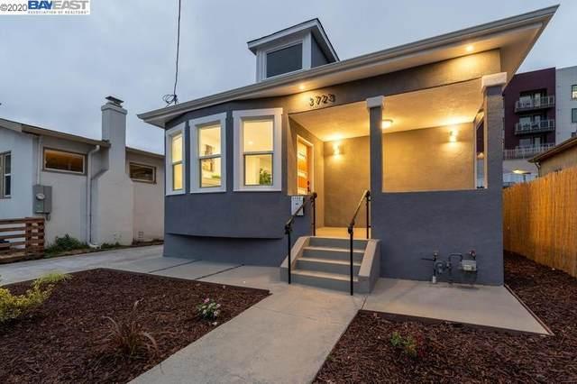 3723 Linden St, Oakland, CA 94608 (#BE40915477) :: Alex Brant Properties