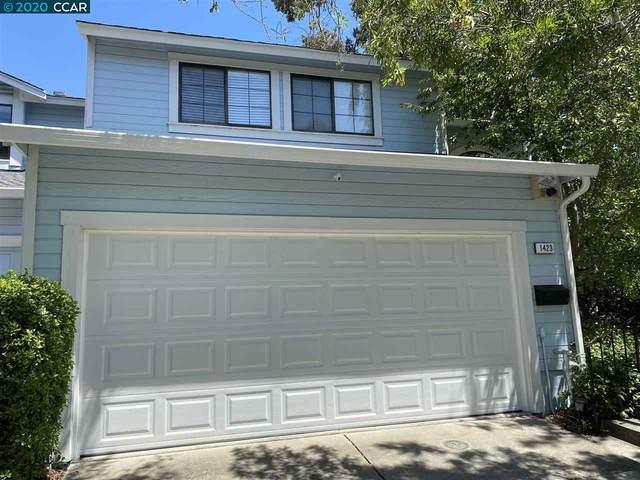 1423 Oak Hollow Ct, Pinole, CA 94564 (#CC40915483) :: Intero Real Estate