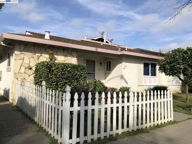 1329 Lexington Dr, San Jose, CA 95117 (#BE40915508) :: Strock Real Estate