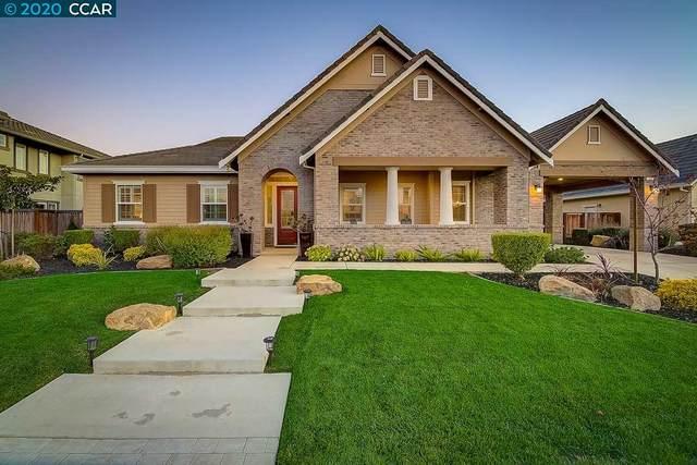 592 Big Basin Dr, Brentwood, CA 94513 (#CC40914694) :: Strock Real Estate
