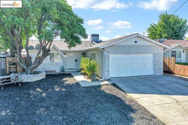 2119 Goff Ave, Pittsburg, CA 94565 (#EB40915594) :: Robert Balina | Synergize Realty