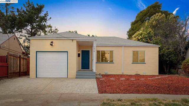 1416 Brookside Dr, San Leandro, CA 94577 (#BE40914617) :: Robert Balina | Synergize Realty
