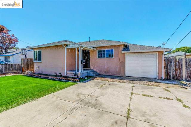18381 Haven, Hayward, CA 94541 (#EB40915685) :: Real Estate Experts