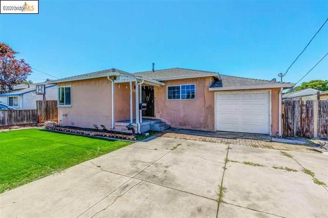 18381 Haven, Hayward, CA 94541 (#EB40915685) :: RE/MAX Gold