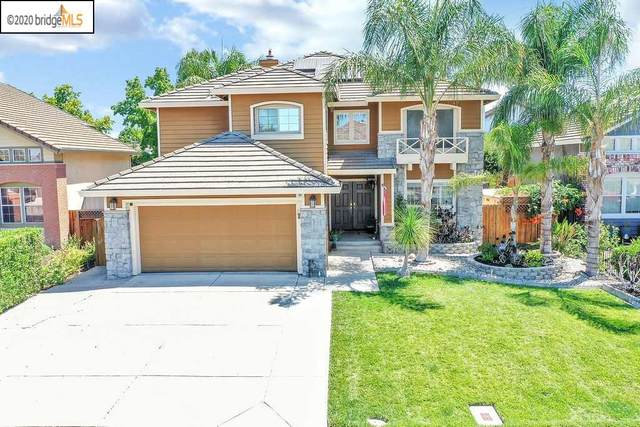 90 Goldmeadow Ct, Brentwood, CA 94513 (#EB40915683) :: Strock Real Estate