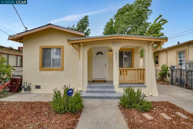2745 78Th Ave, Oakland, CA 94605 (#CC40915692) :: The Goss Real Estate Group, Keller Williams Bay Area Estates