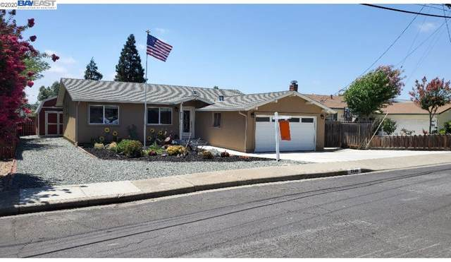 2249 Quebec St, Concord, CA 94520 (#BE40915699) :: The Goss Real Estate Group, Keller Williams Bay Area Estates