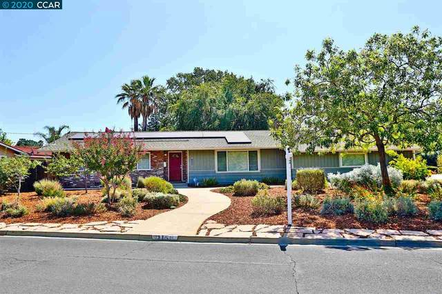 1156 Saint Francis Dr, Concord, CA 94518 (#CC40912951) :: The Goss Real Estate Group, Keller Williams Bay Area Estates