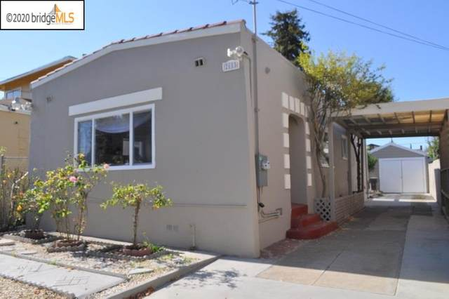 2655 Parker Ave, Oakland, CA 94605 (#EB40915707) :: The Gilmartin Group
