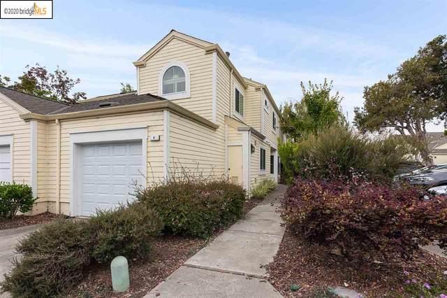 4 Shepardson Ln, Alameda, CA 94502 (#EB40915706) :: The Gilmartin Group