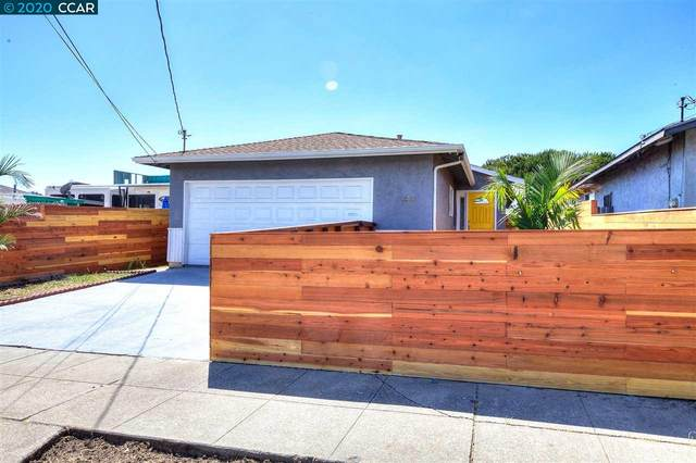 449 S 24Th St, Richmond, CA 94804 (#CC40915711) :: The Goss Real Estate Group, Keller Williams Bay Area Estates