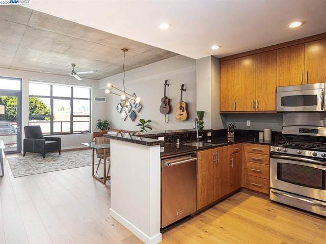288 3Rd St 309, Oakland, CA 94607 (#BE40915713) :: The Gilmartin Group