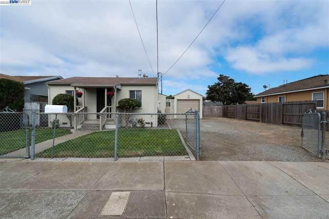 22772 Inyo St, Hayward, CA 94541 (#BE40915730) :: Strock Real Estate