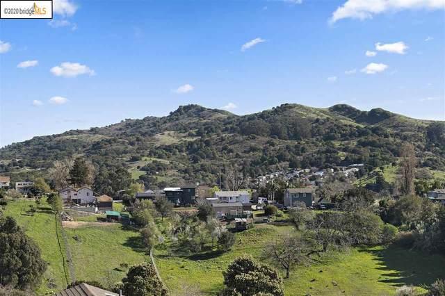 471 Colina Way, El Sobrante, CA 94803 (#EB40915753) :: Strock Real Estate