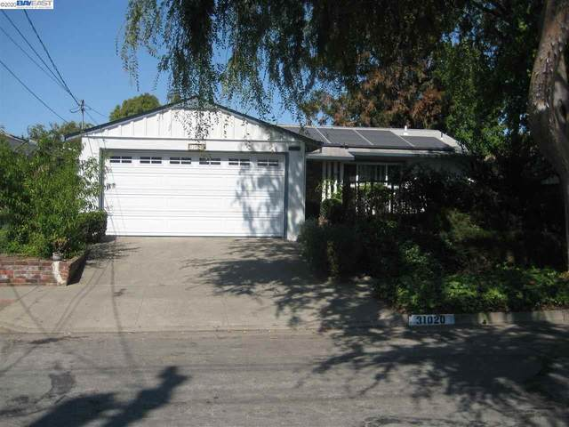 31020 Carroll Ave, Hayward, CA 94544 (#BE40915776) :: The Sean Cooper Real Estate Group