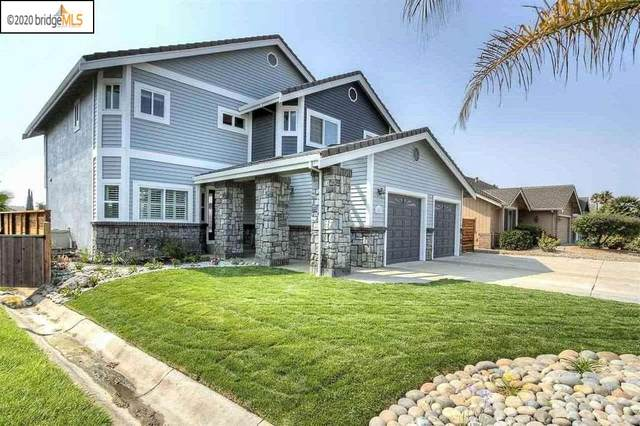 1852 Dolphin Place, Discovery Bay, CA 94505 (#EB40915784) :: Robert Balina | Synergize Realty
