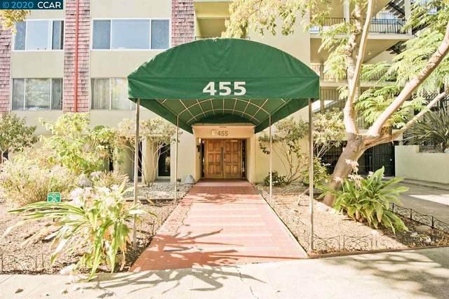 455 Crescent St 308, Oakland, CA 94610 (#CC40915795) :: RE/MAX Gold