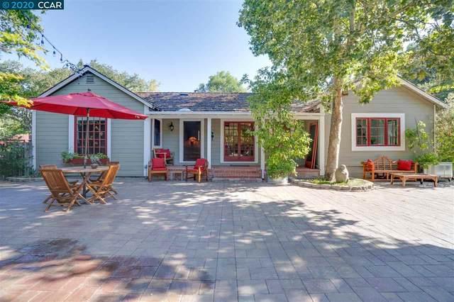 2248 Tice Valley Blvd., Walnut Creek, CA 94595 (#CC40915819) :: The Sean Cooper Real Estate Group
