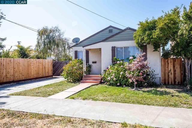 2726 Rheem Ave, Richmond, CA 94804 (#CC40915849) :: Strock Real Estate