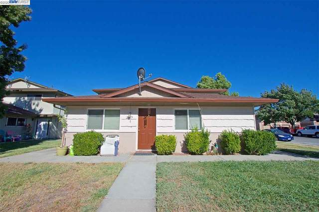 2317 Peppertree 1, Antioch, CA 94509 (#BE40915867) :: The Realty Society
