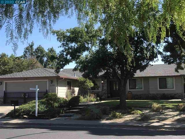 5200 Laurel Dr, Concord, CA 94521 (#CC40915876) :: The Kulda Real Estate Group