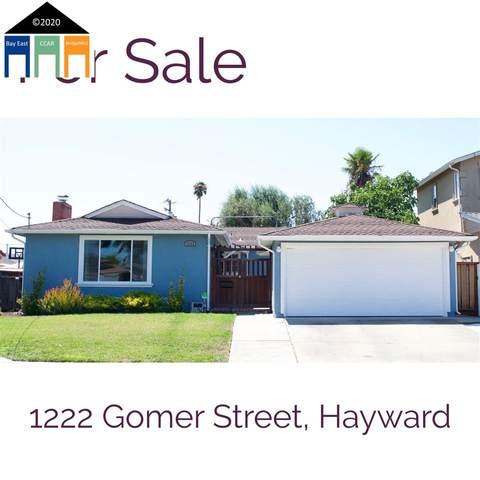 1222 Gomer St, Hayward, CA 94544 (#MR40915883) :: Strock Real Estate