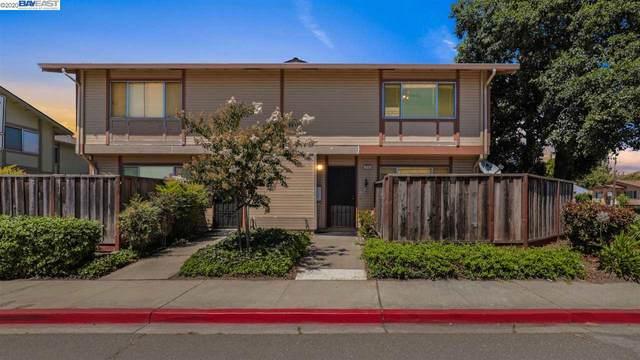 11 Paseo Grande A, San Lorenzo, CA 94580 (#BE40915893) :: Strock Real Estate