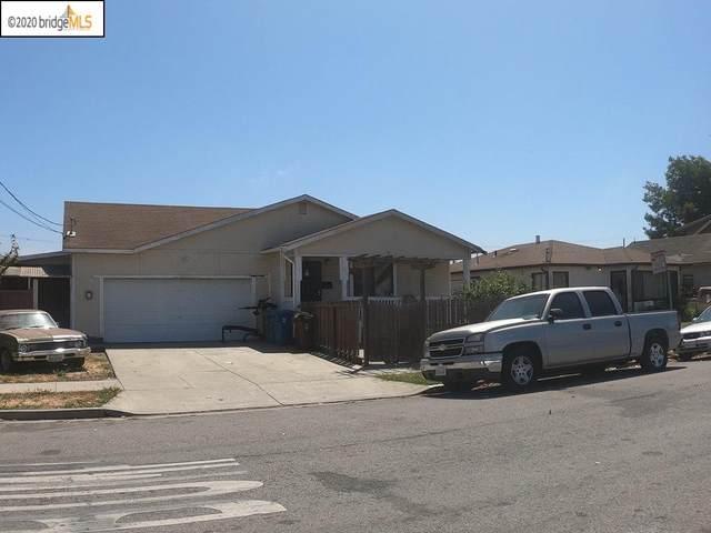 642 5th Street N, Richmond, CA 94801 (#EB40915899) :: The Gilmartin Group