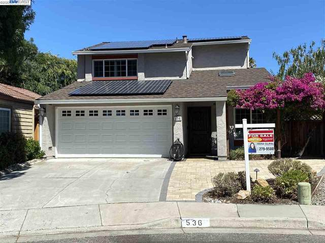 536 Lanfair Cir, San Jose, CA 95136 (#BE40915942) :: Real Estate Experts
