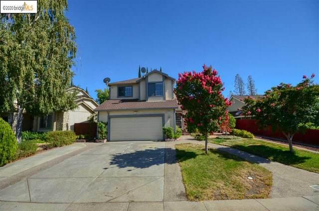 318 Redrock Dr, Antioch, CA 94509 (#EB40915947) :: The Goss Real Estate Group, Keller Williams Bay Area Estates
