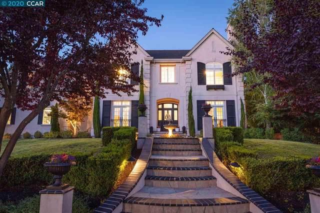 10 Hunters Terrace, Danville, CA 94506 (#CC40915156) :: Alex Brant Properties