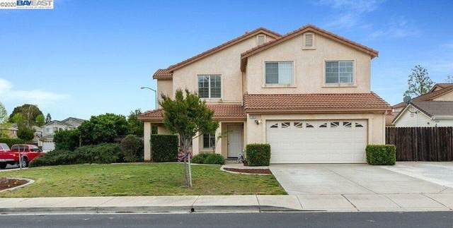 1281 Le Mans Ct, Livermore, CA 94551 (#BE40914166) :: The Realty Society