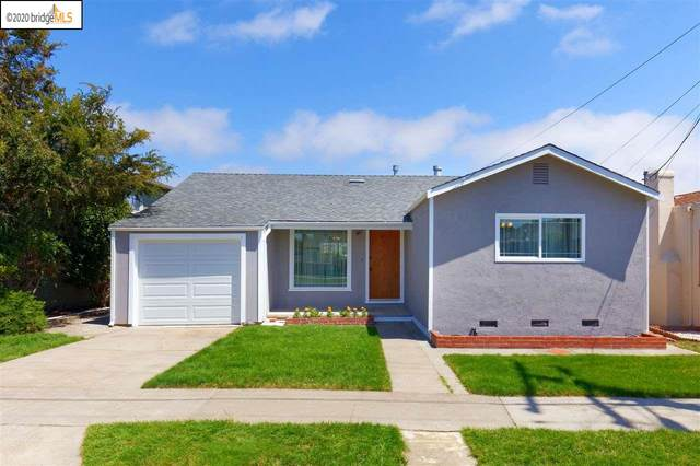 858 33rd Street, Richmond, CA 94804 (#EB40916029) :: Strock Real Estate