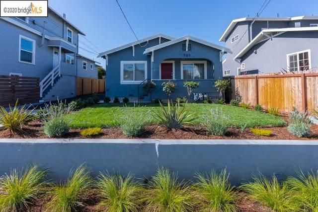 585 56th St., Oakland, CA 94609 (#EB40915584) :: Strock Real Estate