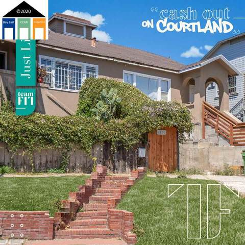 1933 Courtland Ave, Oakland, CA 94601 (#MR40916091) :: RE/MAX Gold