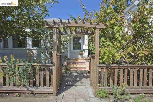 5533 Marshall St, Oakland, CA 94608 (#EB40916102) :: The Goss Real Estate Group, Keller Williams Bay Area Estates