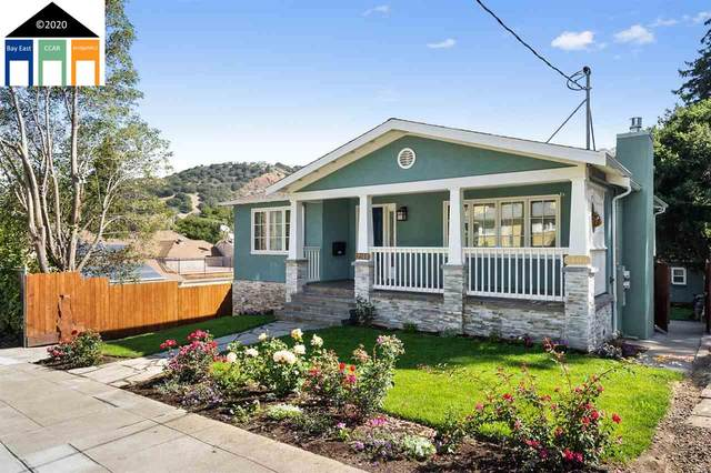 7100 Sunkist Dr, Oakland, CA 94605 (#MR40914795) :: The Realty Society