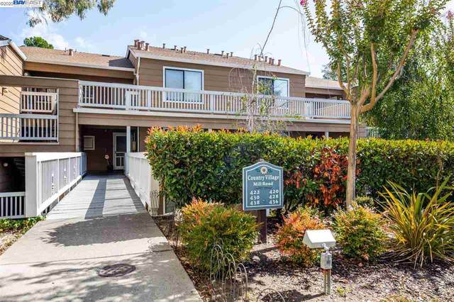 438 Mill Road, Martinez, CA 94553 (#BE40916109) :: Alex Brant Properties