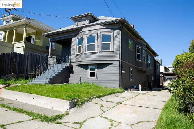 2406 E 24Th St, Oakland, CA 94601 (#EB40916115) :: Strock Real Estate