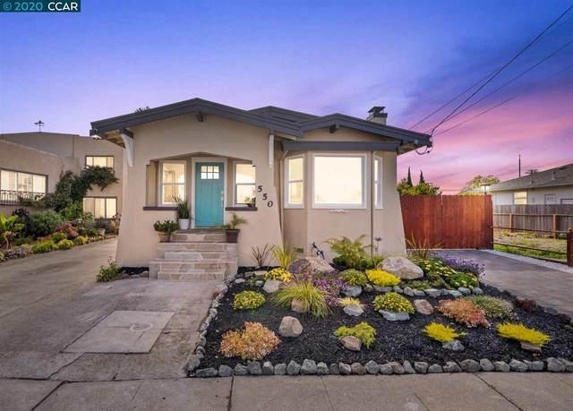 550 36Th St, Richmond, CA 94805 (#CC40916122) :: Strock Real Estate