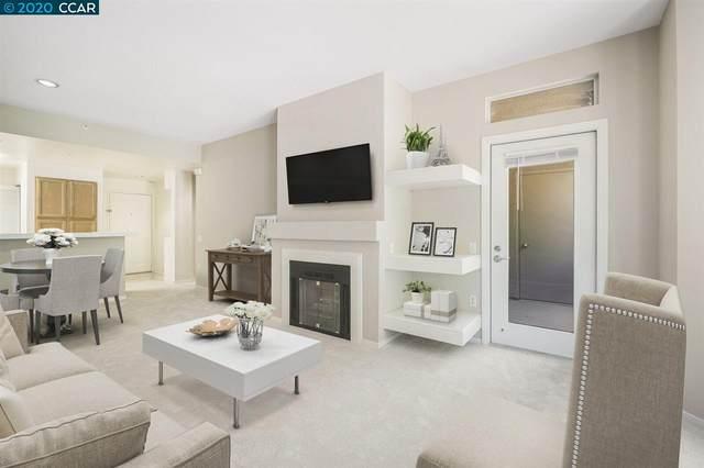 320 Caldecott Ln 216, Oakland, CA 94618 (#CC40916180) :: Strock Real Estate