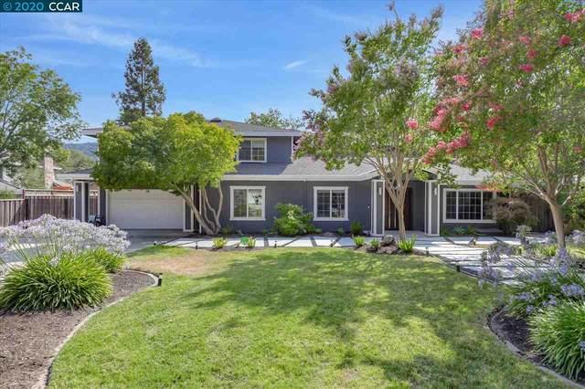 875 La Gonda Way, Danville, CA 94526 (#CC40915837) :: The Sean Cooper Real Estate Group
