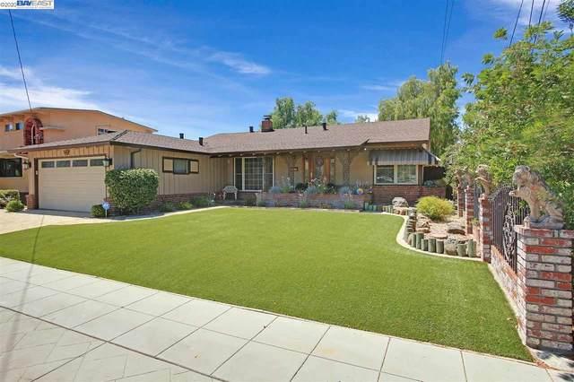 Saint Andrews Street, Hayward, CA 94544 (#BE40916216) :: Strock Real Estate